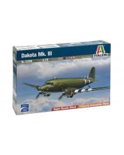 Военен сглобяем модел - Американски военен транспортен самолет Дъглас Дакота Мк. III (Douglas Dakota Mk.III)