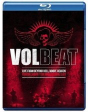 Volbeat - Live from Beyond Hell / Above Heaven (Blu-ray) -1