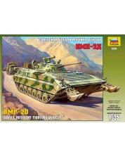 Военен сглобяем модел - Съветска бойна машина БМП-2Д (BMP-2D IVF)