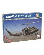 Военен сглобяем модел - Военен хеликоптер на САЩ BELL AB212/UH-1N