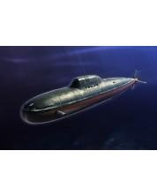 "Военен сглобяем модел - Руска подводница ССН клас Алфа ""Лира"" (Alfa Class SSN ""Lyre"")"