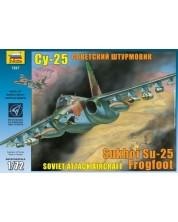 Военен сглобяем модел - Съветски щурмовик Сухой Су-25
