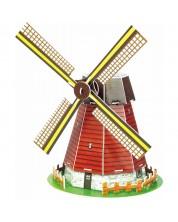 Мини 3D пъзел Revell - Вятърна мелница -1
