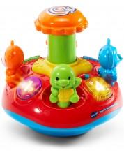 Музикална играчка Vtech - Въртяща се