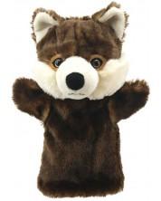Кукла-ръкавица The Puppet Company Приятели - Вълк