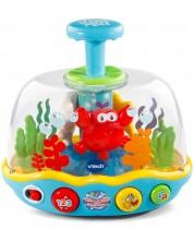 Бебешка играчка Vtech - Въртяща се -1