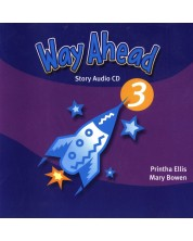 Way Ahead 3: Story CD / Английски език (аудио CD)