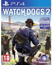 WATCH_DOGS 2 Standard Edition (PS4)
