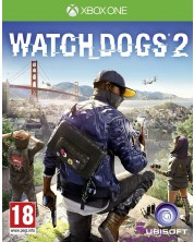 WATCH_DOGS 2 Standard Edition (Xbox One) -1