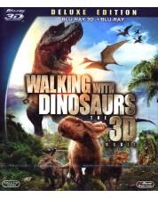 В света на динозаврите 3D+2D (Blu-Ray)