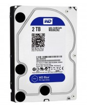 "Твърд диск Western Digital - Blue, 2TB, 5400rpm,3.5"" -1"