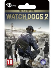 WATCH_DOGS 2 Gold Edition (PC) - digital