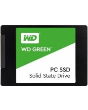 "SSD памет Western Digital  - Green, 240GB, 2.5"" -1"