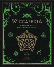 Wiccapedia: A Modern-Day White Witch's Guide -1