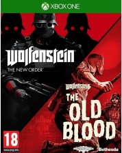Wolfenstein: The New Order + The Old Blood (Xbox One)