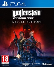 Wolfenstein: Youngblood Deluxe Edition (PS4) -1
