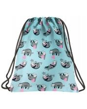 Спортна торба BackUP A21 - Blue Sloth