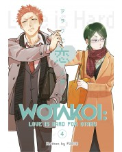 Wotakoi: Love is Hard for Otaku, Vol. 4 -1