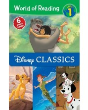 World Of Reading Disney Classic Characters Level 1 Boxed Set -1