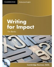 Writing for Impact Student's Book with Audio CD -1
