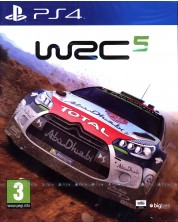WRC 5 - World Racing Championship (PS4) -1
