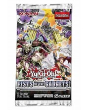 Yu-Gi-Oh! - Fists of the Gadgets Booster