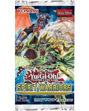 Yu-Gi-Oh! Spirit Warriors Booster -1