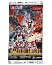 Yu-Gi-Oh Mystic Fighters Booster -1