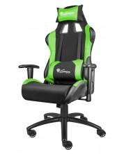 Гейминг стол Genesis - Nitro 550, черен/зелен
