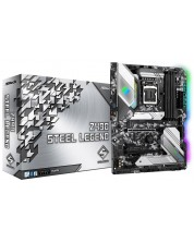 Дънна платка ASRock - Z490 Steel Legend, сокет 1200 -1