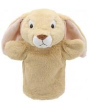 Кукла-ръкавица The Puppet Company Приятели - Зайче, бежов