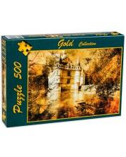 Пъзел Gold Puzzle от 500 части - Замъкът на Азай -1