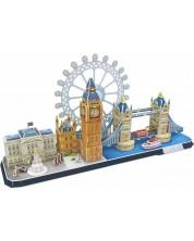 3D Пъзел Revell - Забележителности в Лондон -1