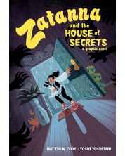 Zatanna and the House of Secrets -1