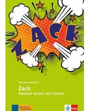 Zack! Deutsch lernen mit Comics