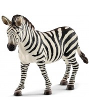 Фигурка Schleich Wild Life - Женска зебра