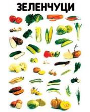 Зеленчуци - голямо (табло)