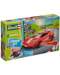 Сглобяем модел на състезателен автомобил Revell - Rennwagen (00800) - 4t
