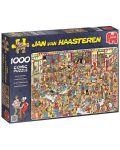 Пъзел Jumbo от 1000 части - Специалният рожден ден, Ян ван Хаастерен - 1t