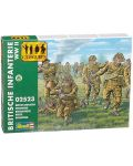 Фигури Revell - British Infantry WWII (02523) - 1t