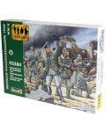 Фигури Revell - German Mechanized Infantrymen 1944 (02584) - 1t