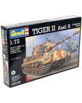 Сглобяем модел на танк Revell - Tiger II Ausf. B (03129) - 3t
