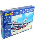 Сглобяем модел на изтребител Revell Lockheed - Martin F-16C Fighting Falcon (03992) - 3t