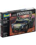 Сглобяем модел на военен транспорт Revell - Scout car Fennek (03136) - 2t