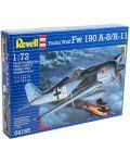 Сглобяем модел на военен самолет Revell - Focke Wulf Fw 190 A-8/R11 (04165) - 6t