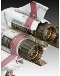 Сглобяем модел на космически кораб Revell - BSG Colonial Viper Mk. II (04988) - 5t