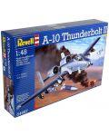 Сглобяем модел на военен самолет Revell - A-10 Thunderbolt II (04687) - 3t