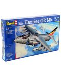 Сглобяем модел на изтребител Revell - BAe Harrier GR Mk.7 (04280) - 3t
