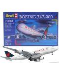 Сглобяем модел на самолет Revell - Boeing 747-200 (04210) - 2t