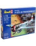 Сглобяем модел на военен самолет Revell - P-47 D Thunderbolt (04155) - 3t